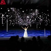 視頻互動舞蹈-水之聲