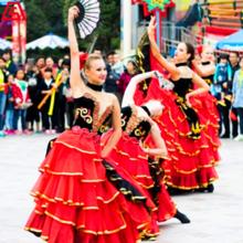 外籍舞蹈-弗朗明哥舞蹈