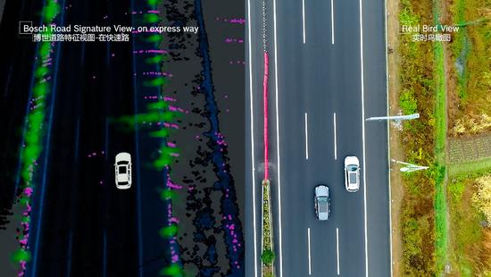 博世完成自动驾驶道路特征验证 将进行高速测试