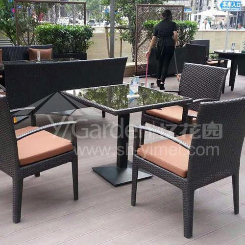 J01-020(1+4编藤桌椅)