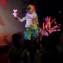 小丑表演-氣球小丑