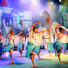 上海節目演出-精品舞蹈-小城雨巷