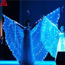 上海節目演出-熒光蝴蝶舞