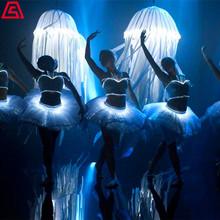上海節目演出-熒光芭蕾舞