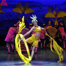 古典民族舞-彝族舞