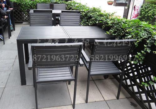 J06-019(塑木桌椅)