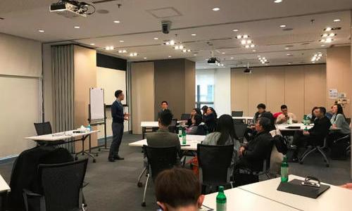 VIP-Salon zum Thema Gesundheit bei Standard Chartered Pudong New Area