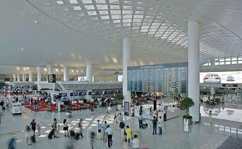 出国机场常用英语:取登机牌