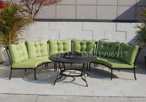 F03-006(铸铝沙发)
