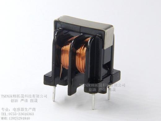 UU形共模电感-UU10.5立式