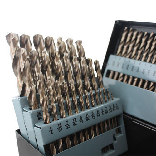 115 PC H.S.S Drill Bits Sets