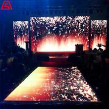 全彩LED地砖屏舞台