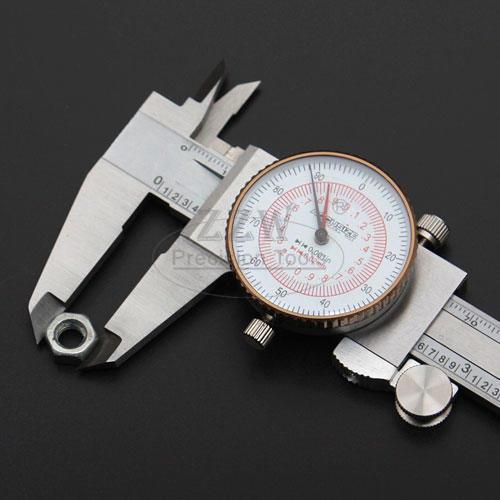 Dual Needle  Dial Caliper