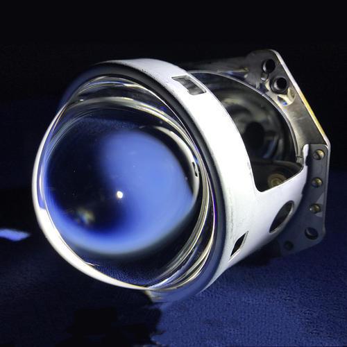 【氙明海拉5双光透镜】蓝精灵全新定制升级