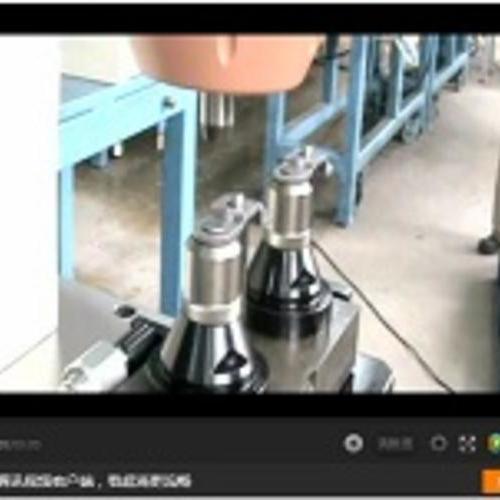 双工位自动铆接机1视频