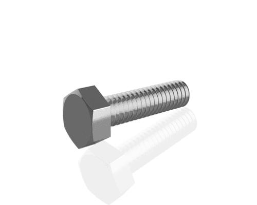 外六角全牙螺栓
