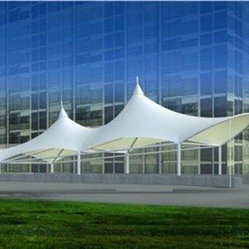 膜結構商業建筑