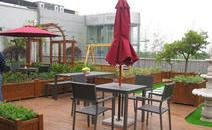 迈赛尔公司休闲阳台