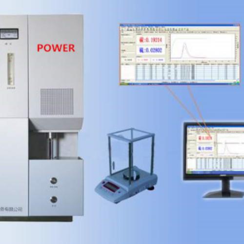 HCS200高頻紅外碳硫分析儀在中高碳高硫材料中的完美表現