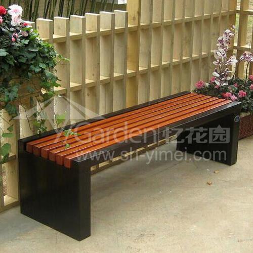 G01-107/G01-106(钢木长椅)