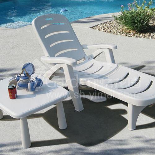 TY-502/TY-500(塑料躺椅)