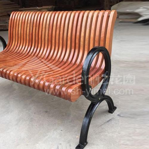 G01-009(钢木长椅)
