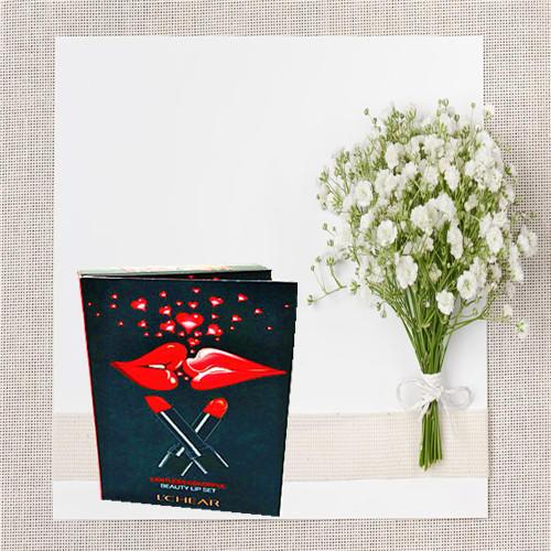 蕾琪唇粹好色美唇盒
