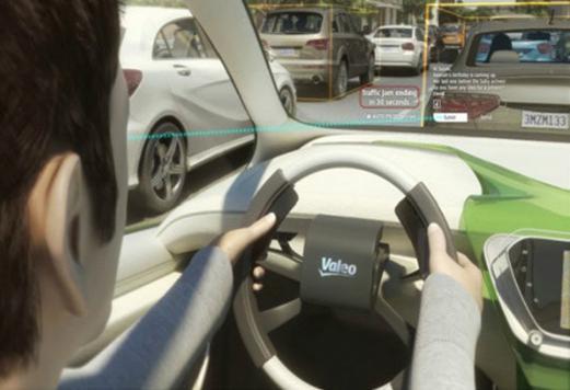 NUI Galway与法雷奥合作研发自动驾驶汽车