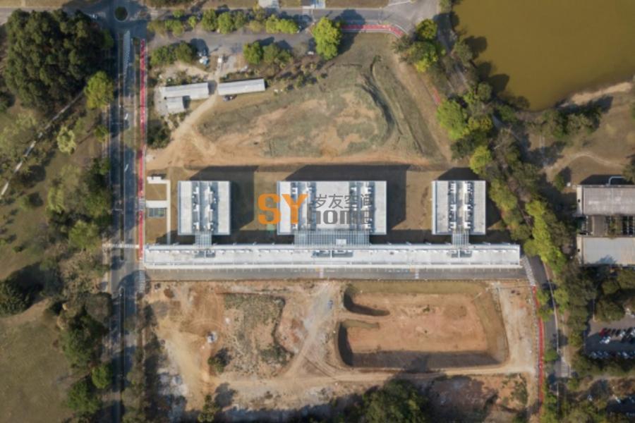 São José de Campos航空技术学院基础科学楼,巴西 / METRO