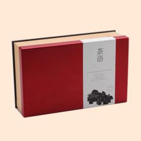 雅致茶葉禮盒設計