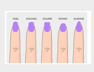 """""""指甲性格判断"""",从指甲看出你的潜在个性!"""