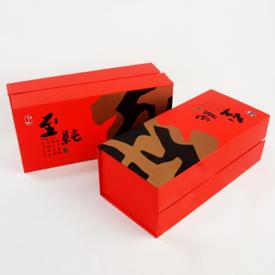 至纯茶叶礼盒包装定制