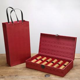茶叶礼盒木盒包装设计