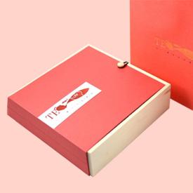 茶叶礼盒节日礼盒包装定制