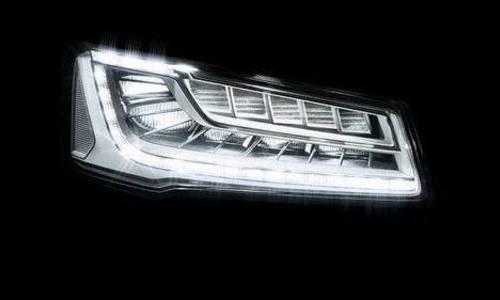 汽车灯用光源