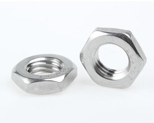 DIN439 六角薄螺母