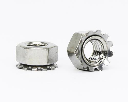 SJ2843 k型带齿锁紧螺母