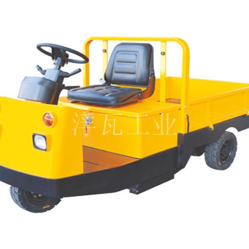 货车式电动牵引车
