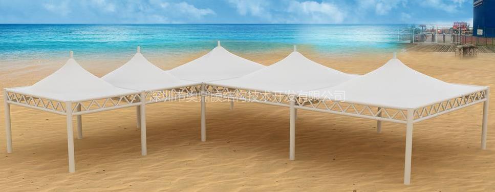 沙滩膜结构