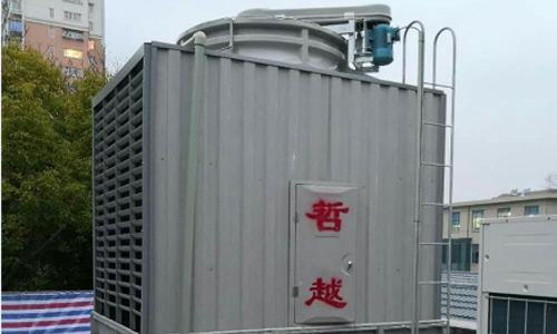 方形横流式冷却水塔凉水塔100t