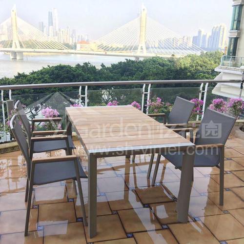 J07-022(网布桌椅)