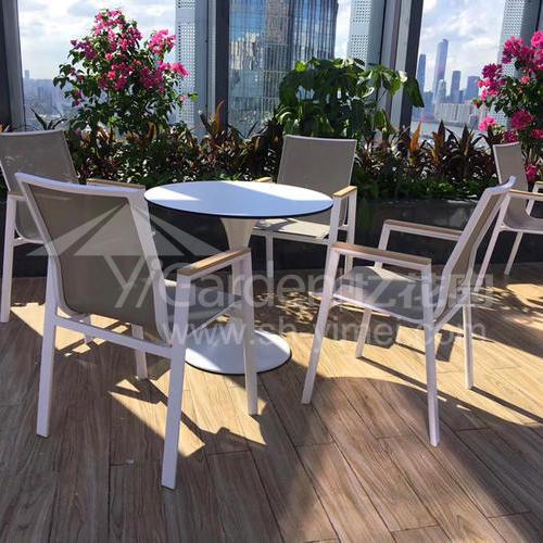J07-023(网布桌椅)