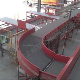 皮带输送设备,输送机,输送线,就选世配制造生产商