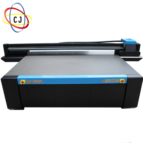 CJ-2513UVT 2.5*1.3m uv led printer with dx10 heads