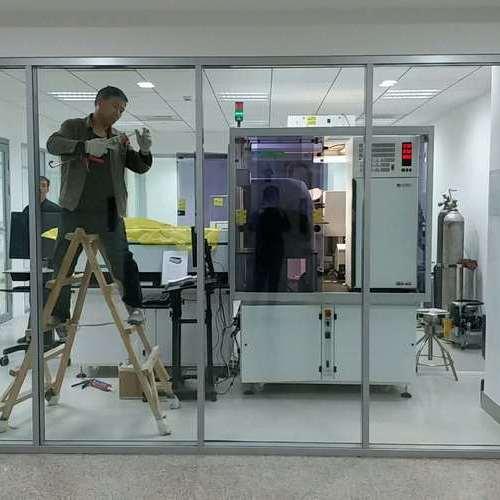 全钢系统防火玻璃隔断