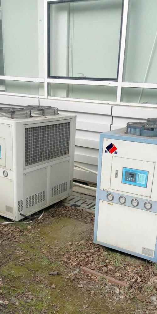 冷水机组应用案例