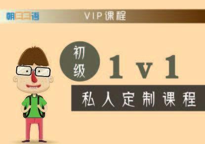 初级日语 1V1 VIP课程