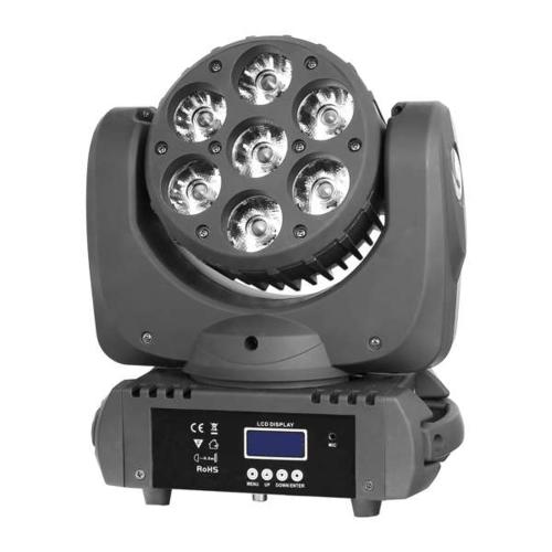 产品名称:MJ-A050 7颗LED小金刚