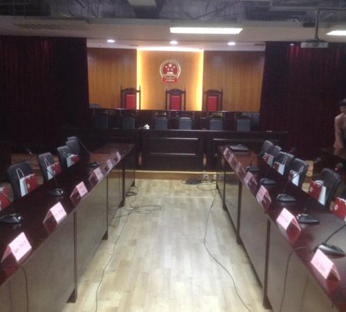 上海财經大學模拟審判庭