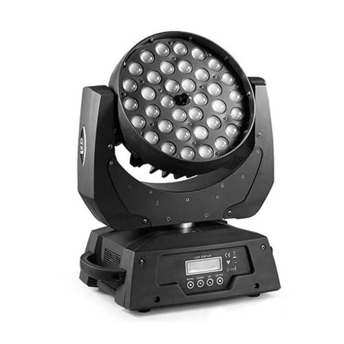 产品名称:MJ-36颗LED调焦摇头灯